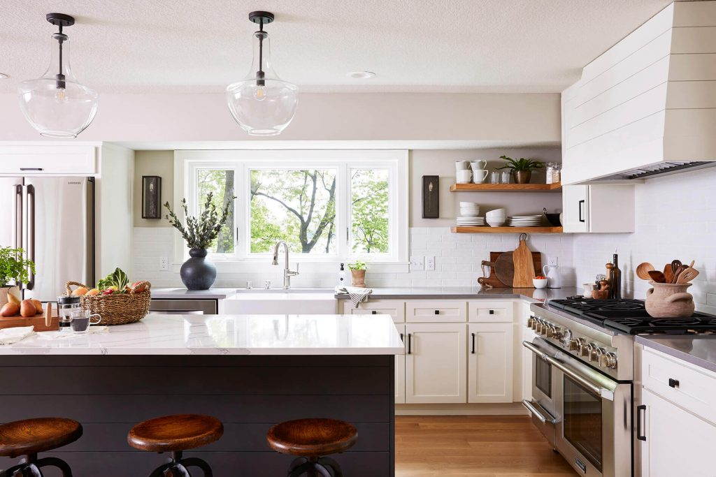 Lake Independence Remodel by Laura Engen Interior Design x Select Surfaces